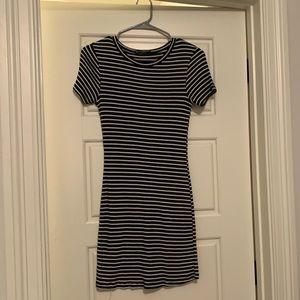 Stripped Brandy Melville Dress